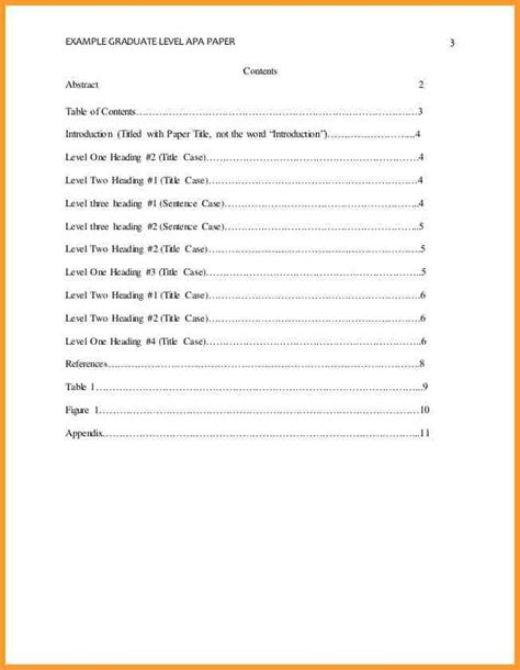 Apa research paper table of content contents ex jpg 652x840