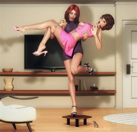 treehouse lesbians jpg 2878x2778